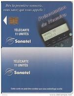 SENEGAL - Presentation Of Number, Chip Siemens 35, Tirage 20000, Sample(no CN) - Senegal