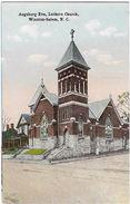 Augsburg Eva, Luthern Church, Winston-Salem - Winston Salem