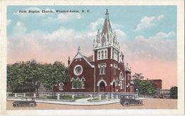 First Baptist Church, Winston-Salem - Winston Salem