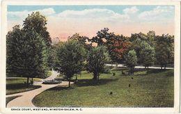 Grace Court, West End, Winston-Salem - Winston Salem