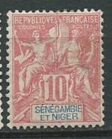 Sénégambie Et Niger  -     Yvert N° 5 *  - Ad 32025 - Neufs