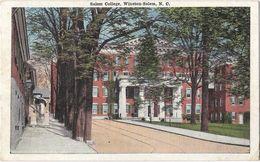Salem College, Winston-Salem - Winston Salem