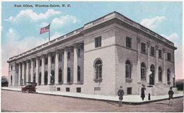 Post-Office - Winston-Salem - Winston Salem