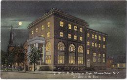 Building At Night - Winston-Salem - The Best In The State - Winston Salem