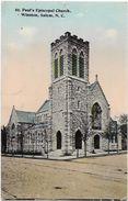 St-Paul Episcopal Church - Winston-Salem - Winston Salem