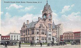 Forsyth County Court House - Winston-Salem - Winston Salem