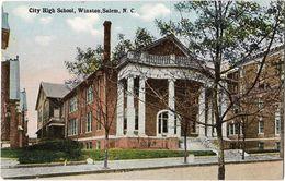 City High School, Winston-Salem - Winston Salem