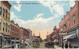Liberty Street - Winston-Salem - Winston Salem