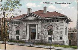 Public Library - Winston Salem - Winston Salem
