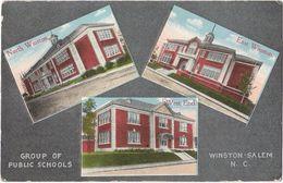 Group Of Public Schools - Winston-Salem - Winston Salem