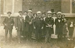 Gent / Gand  ... Groupe De Diplômés ??? - Oblitération Gand 1910 - Cartes Postales