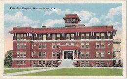 Twin City Hospital - Winston-Salem - Winston Salem