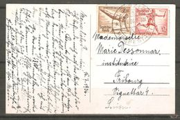 Carte De 1936 ( Leipzig ) - Covers & Documents