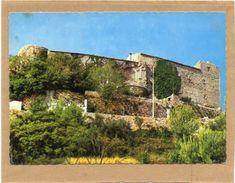 83 - VAR - LE CASTELET - LE CHATEAU (XIIe  S) CPM Année1967   TIMBRES  TAXE - Le Castellet