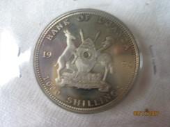 Uganda: 1000 Shilling 1994 (Football Cup) - Ouganda