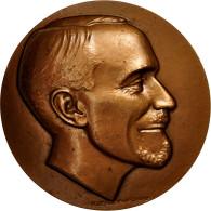 France, Medal, Association Des Internes Des Hopitaux De Lille, 1967, Desrumaux - France