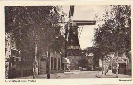 Pays Bas        318        Wassenaar.JGravestraat Met Molein - Niederlande