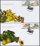 Indonesia FDC 24.09.2016 Indonesia Spices - Indonesia
