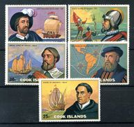 1975 COOK SERIE COMPLETA MNH ** - Cook Islands
