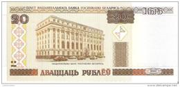 Belarus - Pick 24 - 20 Rublei 2000 - Unc - Bielorussia