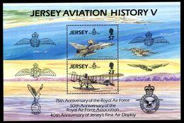 1993 JERSEY BF7 MNH ** - Jersey