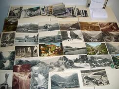HAUTES PYRENEES  Un Lot De 200 Cartes Postales Anciennes - France
