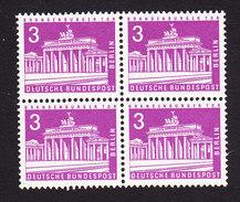 Germany, Berlin, Scott #9N120A, Mint Never Hinged, Brandenburg Gate, Issued 1956 - Neufs