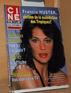 Ciné Revue N 52 23/12/1982 Francis Huster, Mireille Mathieu, Benny Hill, Pierre Malet, John Gavin, Jessica Lange, Bisset - Cine