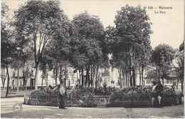 Nevers - Le Parc - Nevers