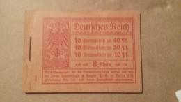 Ancien Carnet De Timbres Deutches Reich Neuf - Autres