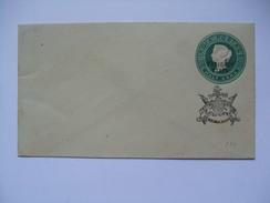 INDIA - Faridkot State - Victoria Stationary Envelope - Faridkot