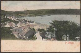 St Mawes, Cornwall, 1904 - Stengel U/B Postcard - England