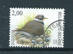 Belgium 2,00 Birds,oiseaux,vögel,oiseaux,Buzin Used/gebruikt/oblitere - België