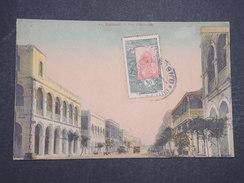 COTE FRANçAISE DES SOMALIS - Carte Postale Djibouti Pour Paris -Nov 1934 - P22098 - Lettres & Documents