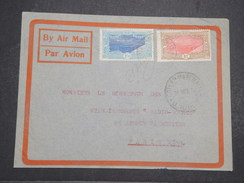 COTE FRANçAISE DES SOMALIS - Env De Djibouti Pour Paris - Par Avion - Nov 1938 - P22099 - Lettres & Documents