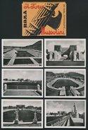 Foto-Serie Rom / Roma, Il Foro Mussolini, 20 Fotos Zeigen Stadio, Monolite, Tribuna, Fontana, Accademia Fascista U.a. - Old Paper