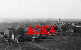 62 NOYELLES SOUS BELLONNE Panorama Eglise Arras 1917 Nordfrankreich IR 163 Feldpost Artois Lecluse - Francia