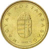 Hongrie, Forint, 1993, Budapest, SUP, Nickel-brass, KM:692 - Hongrie