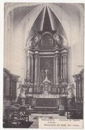Hakendover: Binnenzicht Der Kerk. Altaar. - Tienen