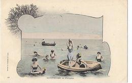 Baigneuses - Le Plongeon - Pin-Ups