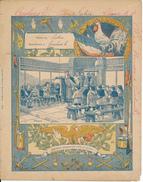 Couverture De Cahier - L'Empereur Charlemagne - Charaire, Paris - Protège-cahiers
