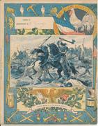 Couverture De Cahier - Charles Martel, Bataille De Poitiers - Charaire, Paris - Protège-cahiers