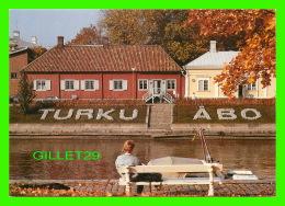 TURKU, FINLANDE -  PHARMACY MUSEUM BUILDING - APTEEKKIMUSEO APOTEKSMUSETT PHARMACY MUSEUM  1988 - - Finlande
