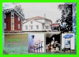 NUUTAJARVI, FINLANDE - NUUTAJARVI GLASSVILLAGE & FACTORYSHOP - - Finlande