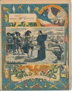 Couverture De Cahier - Le Cardinal De Richelieu, La Rochelle - Charaire, Paris - Protège-cahiers
