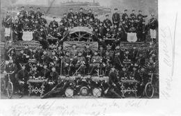 CPA - STRASBOURG (67) - Carte-Photo Des Réservistes De 1904 ,Hoch Lebe Die, Infanterie Régiment N° 126 - Strasbourg