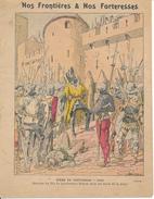 Couverture De Cahier - Siège De Perpignan, 1462 - Protège-cahiers