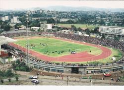 CARTE  De  Stade  De:      ADDIS  ABABA   ETHIOPIE    NATIONAL STADUIM         # REFERENCE . A.S. 134 - Fútbol