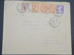 FRANCE - Env Toulouse Pour Orthez - 1933 - P22119 - 1900-29 Blanc