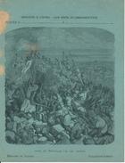 Couverture De Cahier - Prise De Jérusalem Par Les Croisés - Protège-cahiers